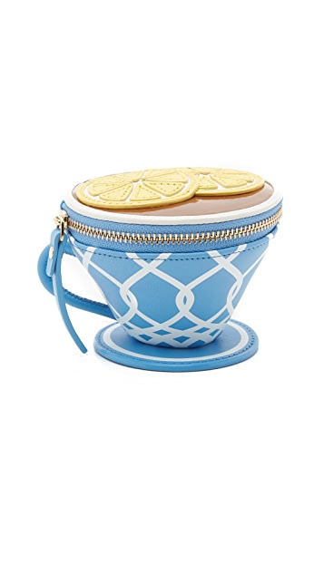 Kate Spade New York Tea Cup Coin Purse