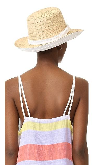 Kate Spade New York Colorblocked Sunhat