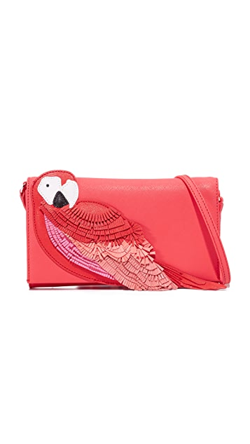 Kate Spade New York Parrot Cali Clutch