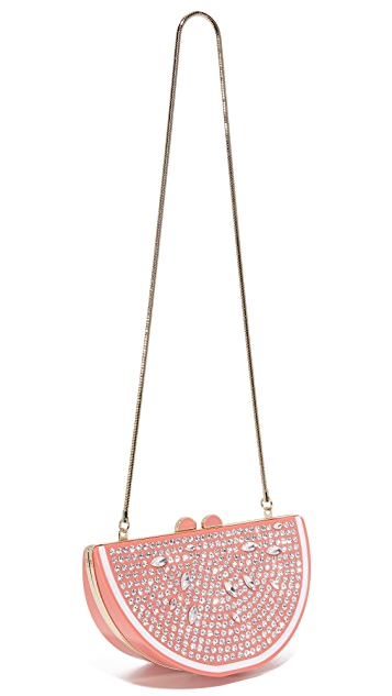 Kate Spade New York Grapefruit Slice Clutch