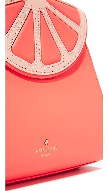 Kate Spade New York Grapefruit Small Adrien Bag
