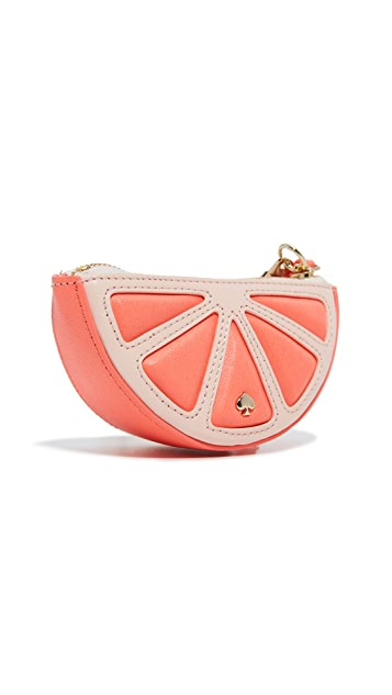 Kate Spade New York Grapefruit Coin Purse