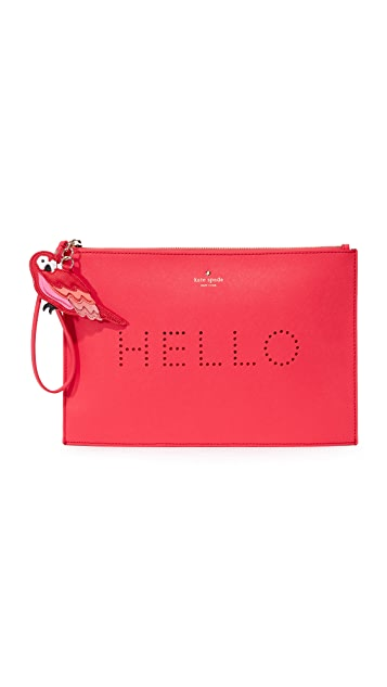 Kate Spade New York Hello Pouchette