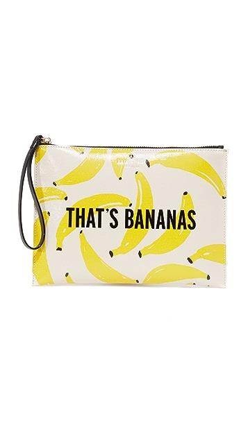 Kate Spade New York That's Bananas Bella Pouchette