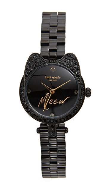Kate Spade New York Meow Watch