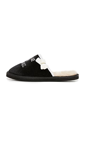 Kate Spade New York Berry Slippers