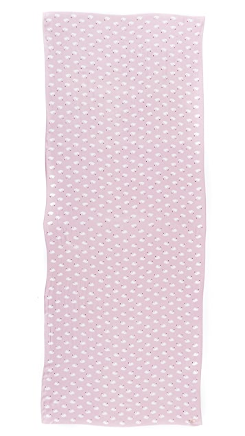 Kate Spade New York Swans Oblong Scarf