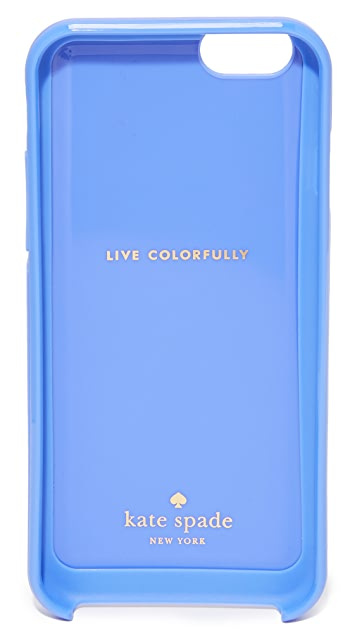 Kate Spade New York Scattered Hydrangea iPhone 6 / 6s Case