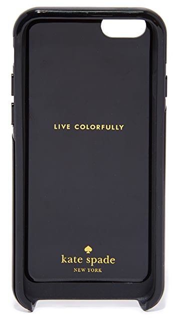 Kate Spade New York Jeweled Piano iPhone 6 / 6s Case