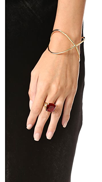 Kate Spade New York Cushion Cut Ring