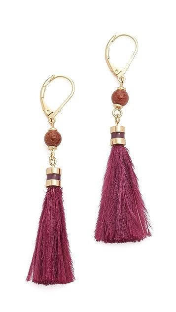 f7e630d09c2e3 Swing Time Small Tassel Earrings