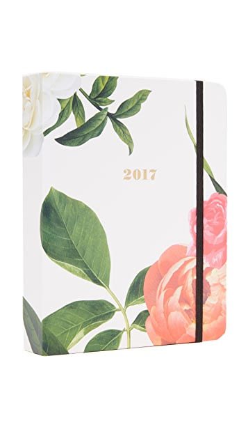 Kate Spade New York Floral Medium Agenda Book