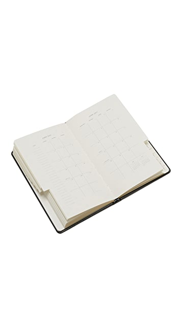 Kate Spade New York Deco Dots 12 Month Agenda