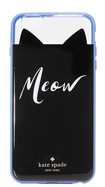 Kate Spade New York Meow iPhone 6 Plus / 6s Plus Case