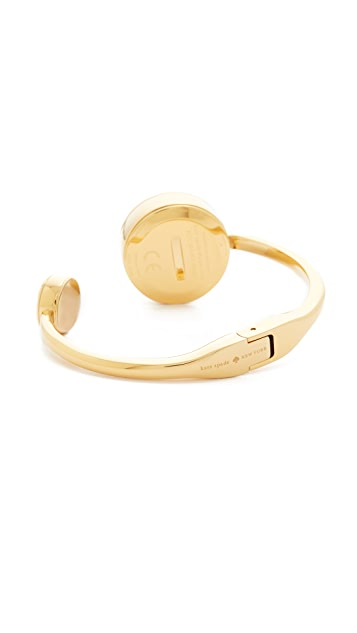 Kate Spade New York Scallop Bangle Tracker