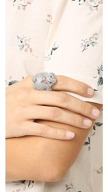 Kate Spade New York Make Magic Rabbit Ring
