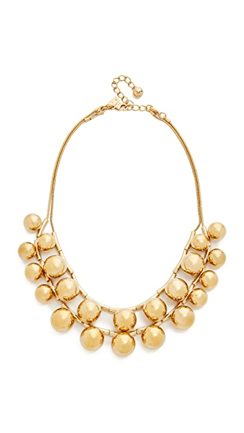 Kate Spade New York Ring It Up Double Strand Necklace