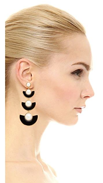 Kate Spade New York Taking Shapes Statement Earrings