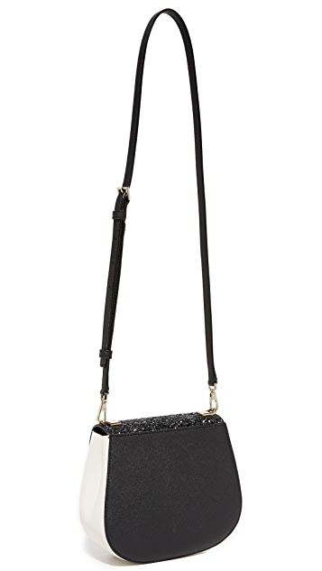 Kate Spade New York Small Byrdie Saddle Bag