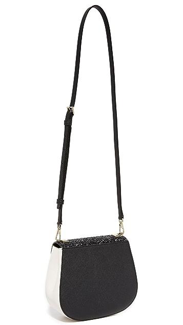 Kate Spade New York Маленькая седельная сумка Byrdie