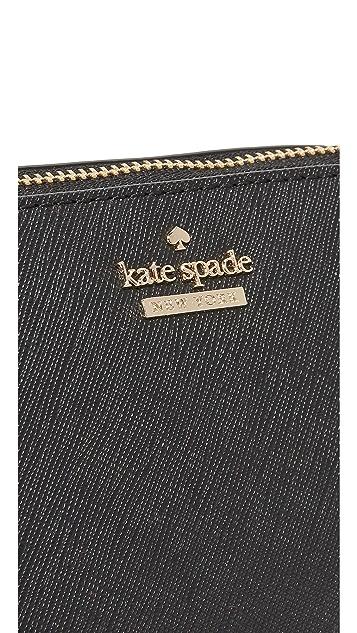 Kate Spade New York Cameron Street Small Abalense Cosmetic Case