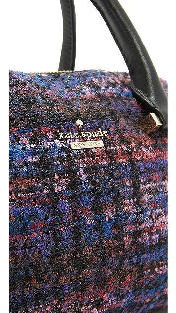 Kate Spade New York Lane Tweed Mini Satchel