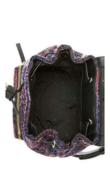 Kate Spade New York Jessa Tweed Backpack