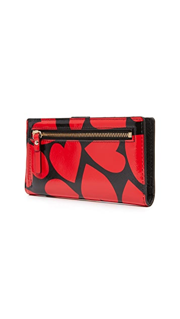 Kate Spade New York Be Mine Stacy Wallet