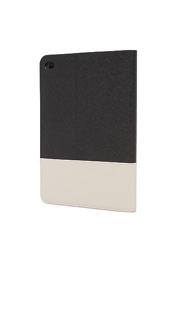 Kate Spade New York Leather iPad Mini Air 4 Folio