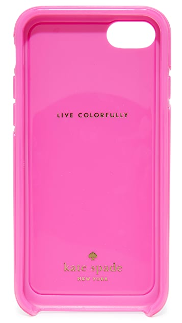 Kate Spade New York Le Pavillion iPhone 7 Case