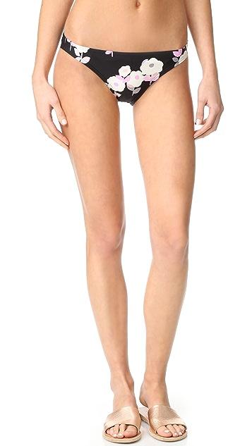 Kate Spade New York Posey Grove Classic Bikini Bottoms
