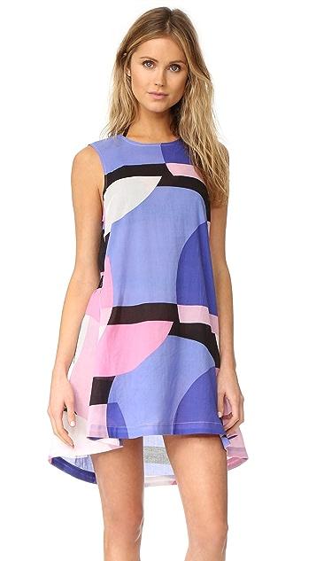 Kate Spade New York Limelight Cover Up Dress