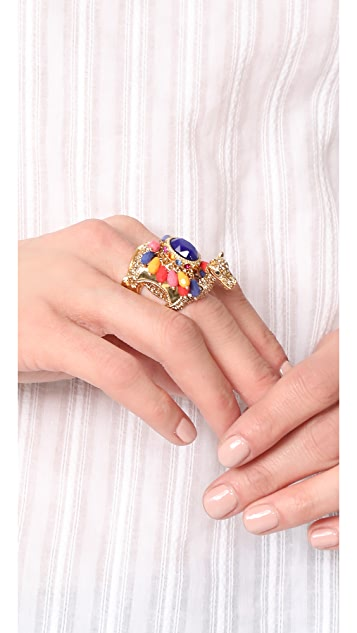 Kate Spade New York Spice Things Up Camel Ring