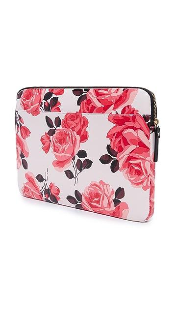 Kate Spade New York 13 Inch Rose Laptop Sleeve