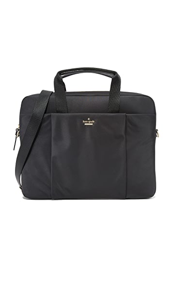 Kate Spade New York Classic Nylon Laptop Commuter Bag