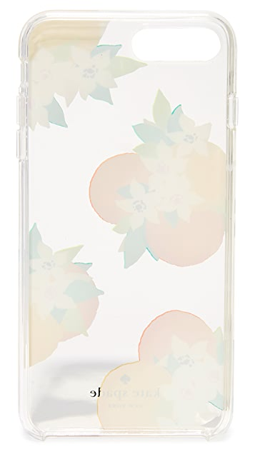 Kate Spade New York Orange Blossoms iPhone 7 Plus / 8 Plus Case