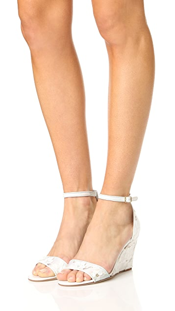 Kate Spade New York Roosevelt Lace Wedges