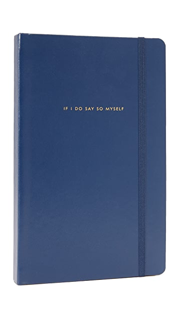 Kate Spade New York If I Do Say So Large Notebook