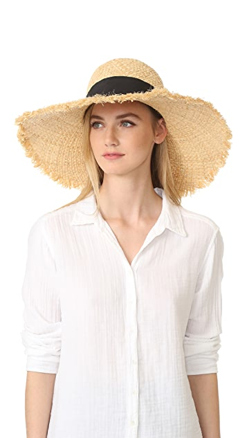Kate Spade New York Cinched Bow Sunhat