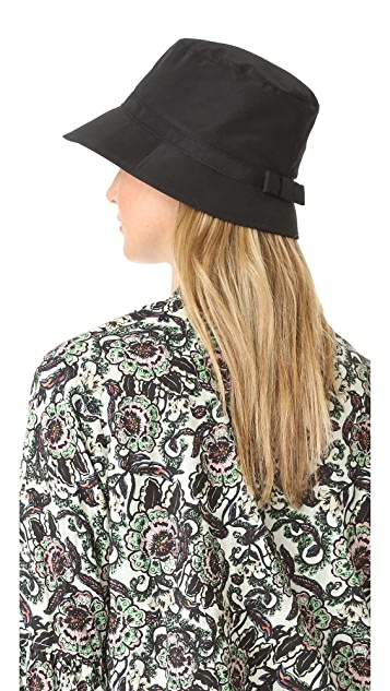 Kate Spade New York Nylon Bucket Hat