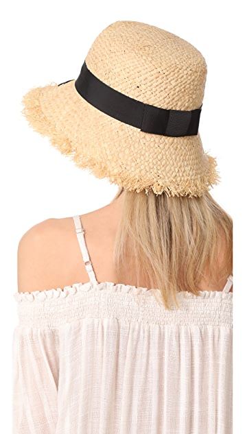 Kate Spade New York Winking Cloche Hat