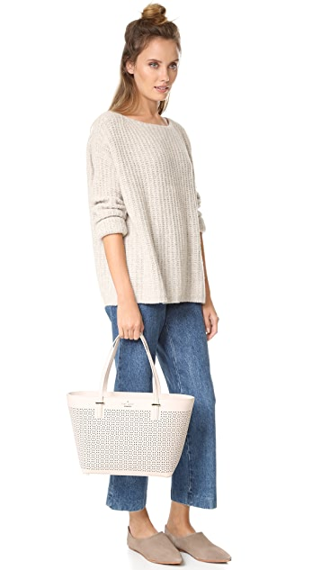 Kate Spade New York Perforated Mini Harmony Tote