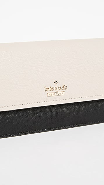 Kate Spade New York Cameron Street Alli Contenental Wallet