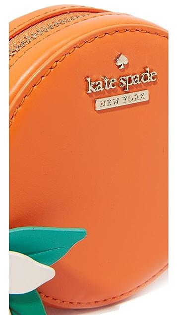 Kate Spade New York Orange Coin Purse