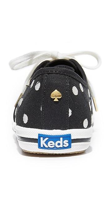 Kate Spade New York x Keds Kick Polka Dot Keds Sneakers