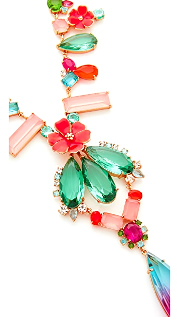 Kate Spade New York Garden Party Statement Necklace