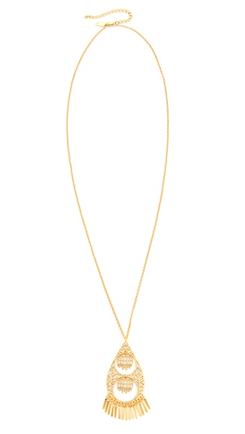 Kate Spade New York 'Golden Age' Pendant Necklace