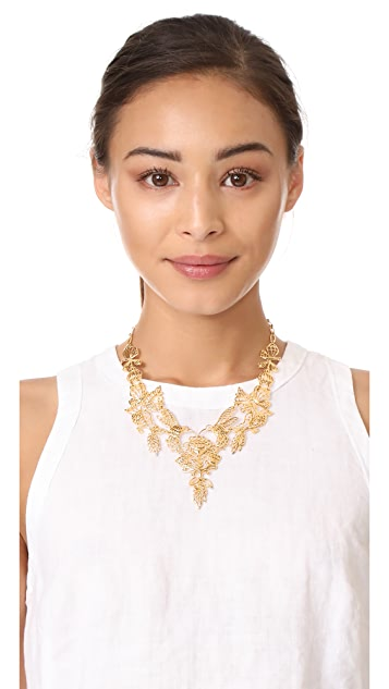 Kate Spade New York 'Golden Age' Statement Necklace