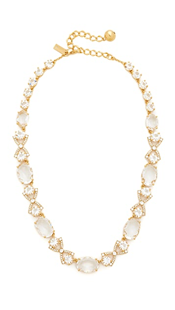 Kate Spade New York Crystal Cascade Necklace