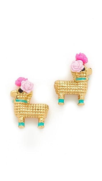 Kate Spade New York Penny Stud Earrings